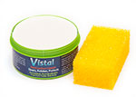 Vistal can be used to as a toaster cleaner