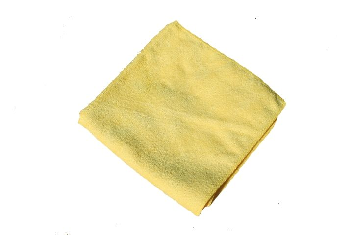 Large Microfibre Cloth - Bright Yellow