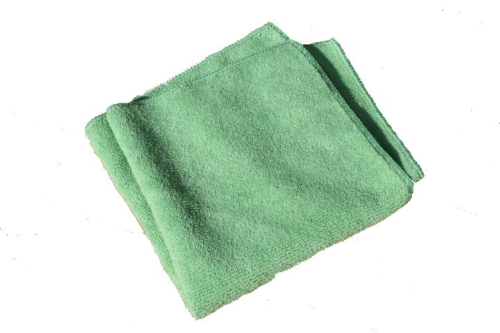 Small Microfibre Cloth - Vistal Green